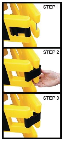 HandiGard Indoor Barrier - Workplace Efficiency