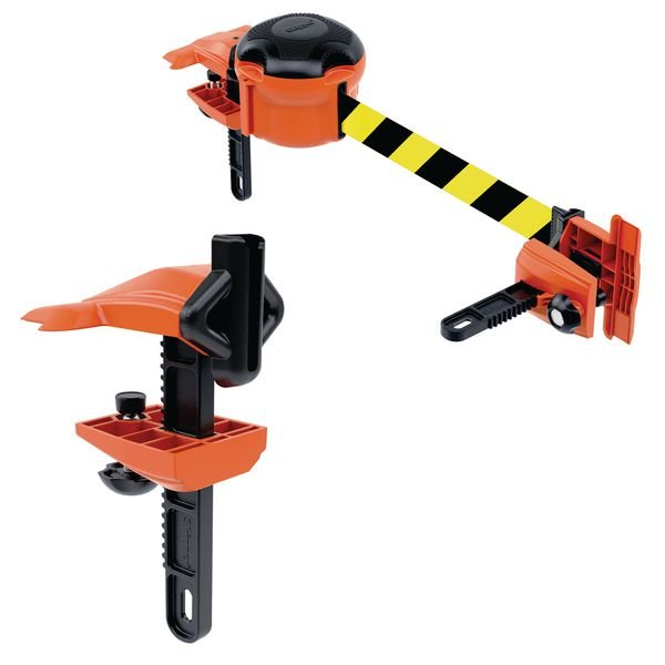 Skipper™ XS Clamp Holder/Receiver - Cone Barrier Systems