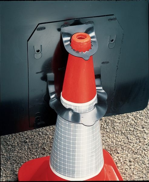 Traffic Cone Sign - Flood Area - Sand Bags & Flood Control