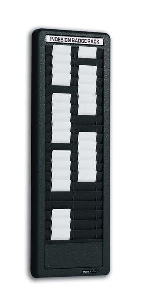 Badge Rack Panels
