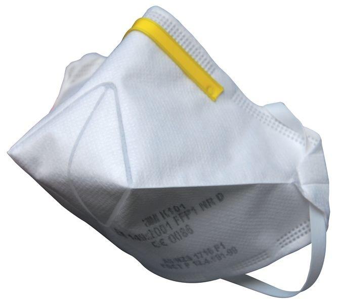 3M™ K100 FFP1 Folding Respirator Masks