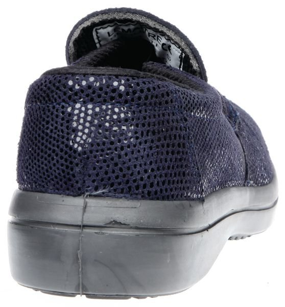 Ladies Moccasin Leather Shoe - Safety Footwear