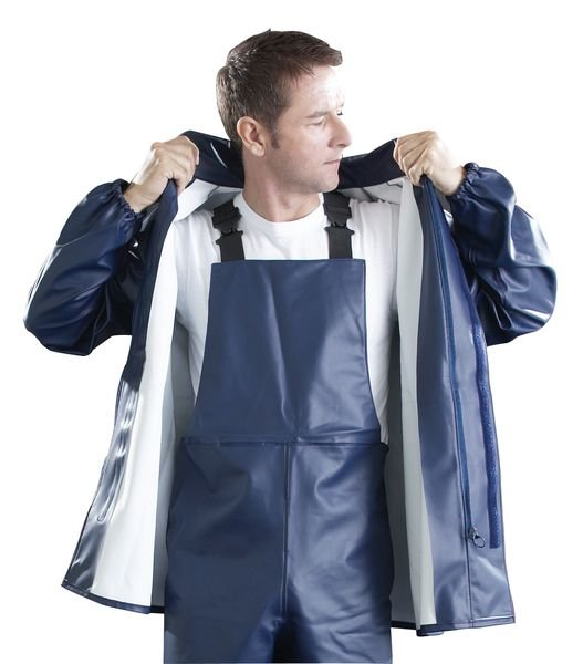 Food Industry Chemical-Resistant Jacket
