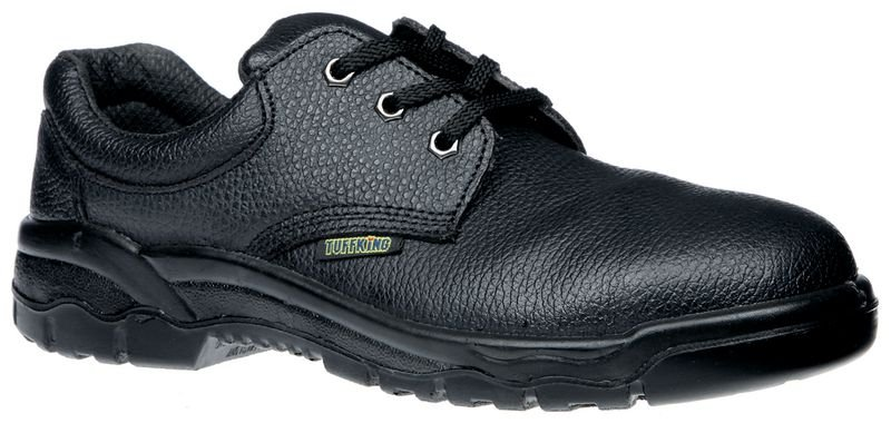 Chukka Leather Safety Shoes