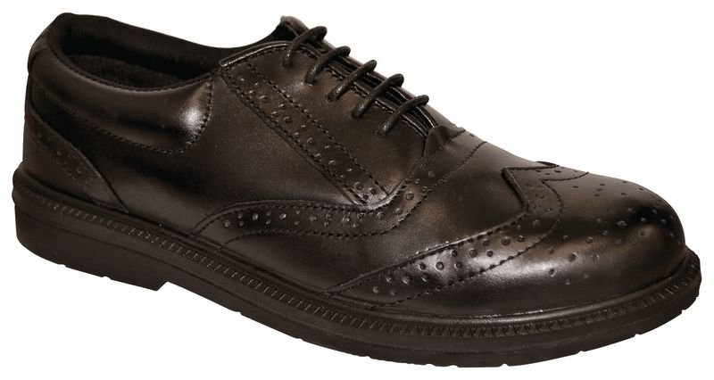 Tuffking Brogue Leather Shoes