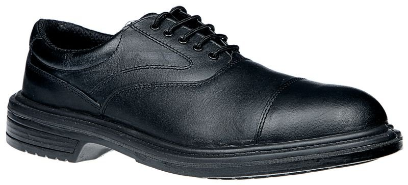 Oxford Leather Safety Shoes