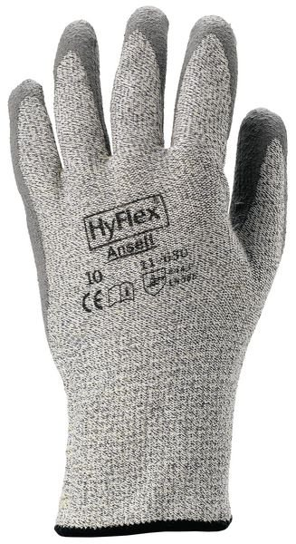 Ansell HyFlex® 11-630 Cut Resistant Work Gloves - Chemical Spill Kits & Refills