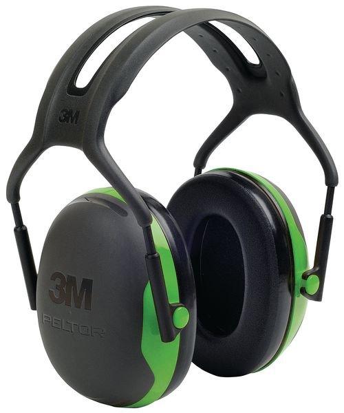 3M™ Peltor™ X1 Ear muffs and Ear Cups - 26/27 dB