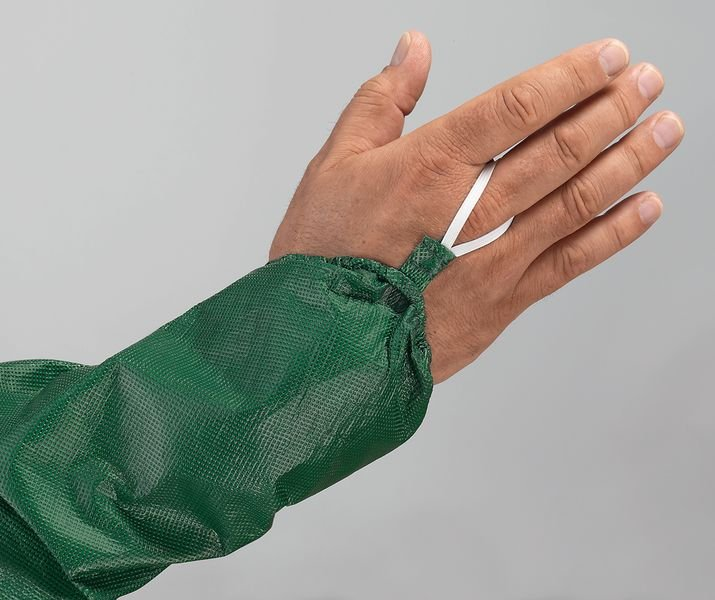 Uvex Type 3B Classic Chemical Resistant Suit - PPE
