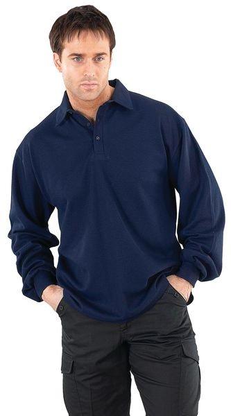 Flame Retardant Polo Shirt