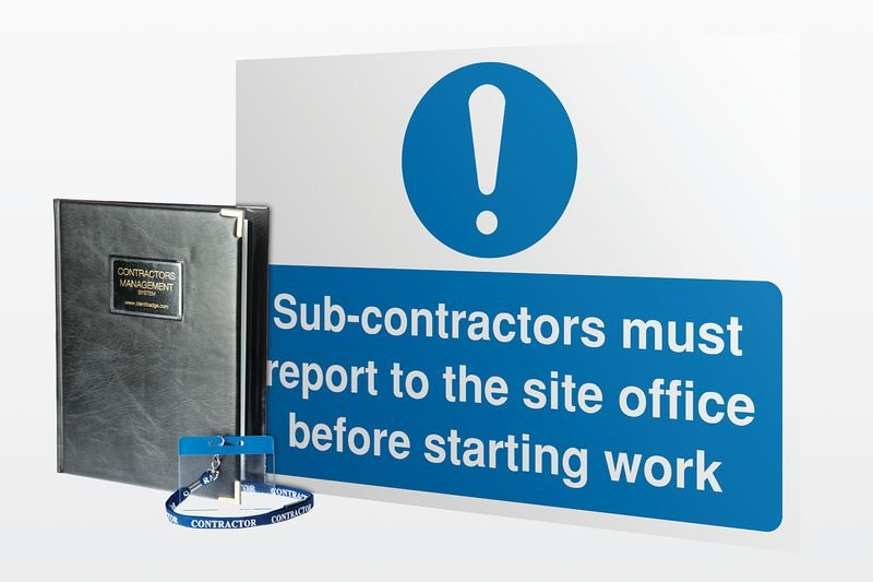 Sub-Contractor Visitor Pack