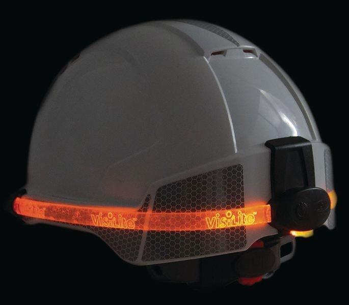 JSP® Visilite® Safety Helmet Light - Seton