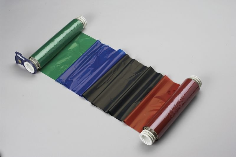 Brady® Globalmark™ 4 Colour Panelled Ribbons