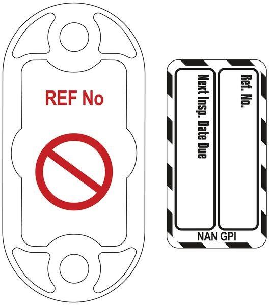 Scafftag® Fire Equipment Nanotag Kit