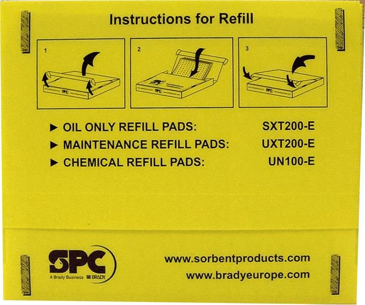Oil Spill Boxes - Spill Kits & Spill Control