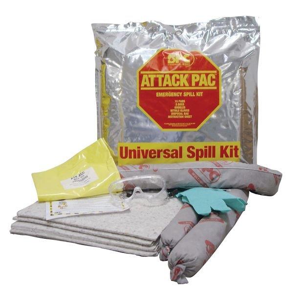 Maintenance/Universal Disposable Spill Kit