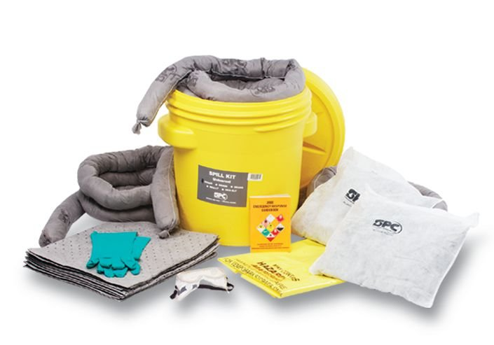 Chemical Drum Spill Kits