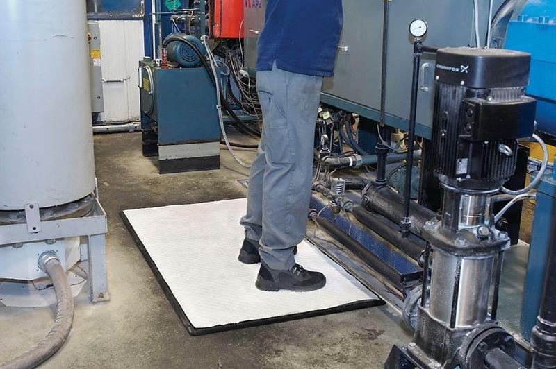 Anti Fatigue Spill Mat Kit