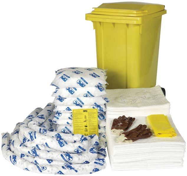 Oil Mobile Container Spill Kits
