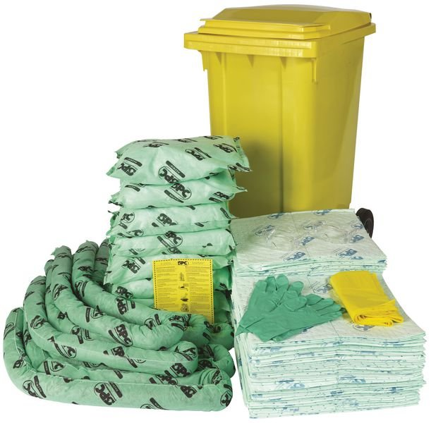 Chemical Mobile Container Spill Kits