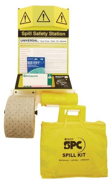 Maintenance/Universal High Hazard Spill Safety Stations