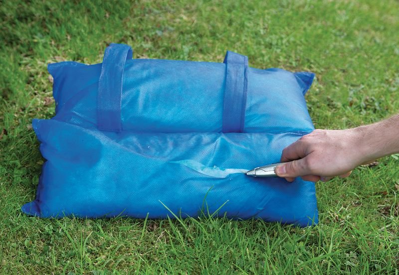 Hydrosack Flood Prevention
