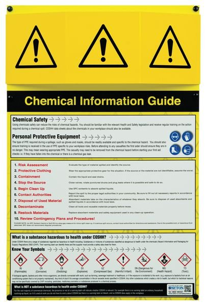 Chemical Spill Information Point