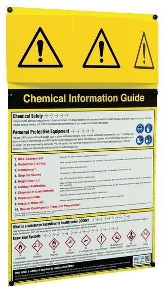 Chemical Spill Information Point - Seton