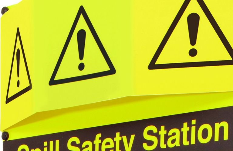 Maintenance/Universal Low Hazard Spill Safety Stations