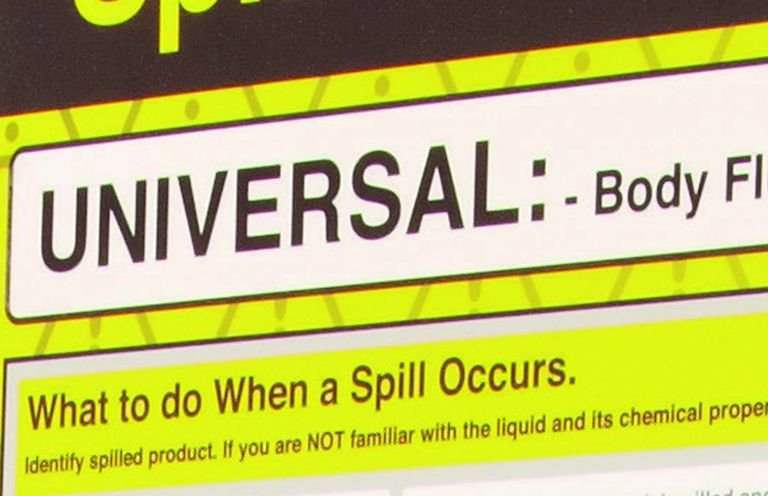Maintenance/Universal Low Hazard Spill Safety Stations - Spill Kits & Spill Control