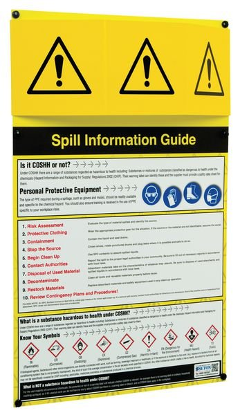 General Spill Information Point - Seton