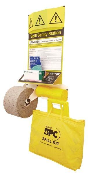 Maintenance/Universal High Hazard Spill Safety Stations - Seton