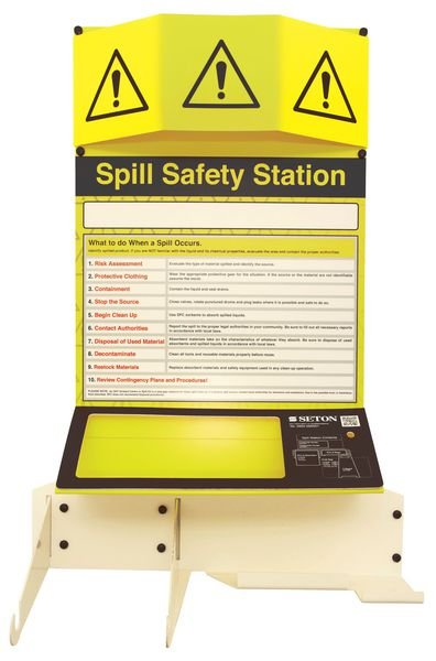 Spill Safety Stations