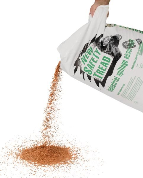 Clay Absorbent Granules - Safety Tread - Seton