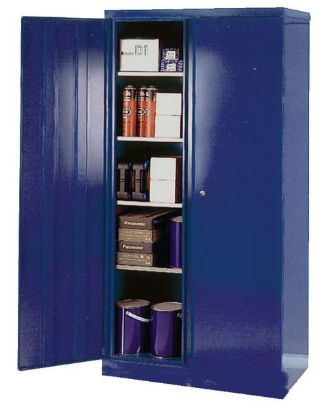 Solid Colour Cupboards