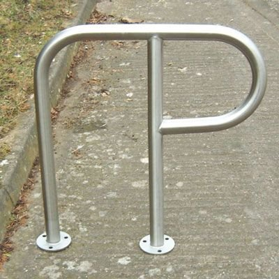 Rugby Style Bicycle Rack