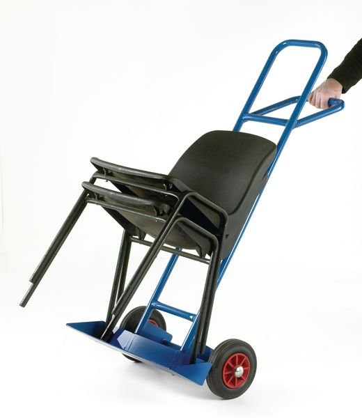 Chair Bulk Load Sack Truck