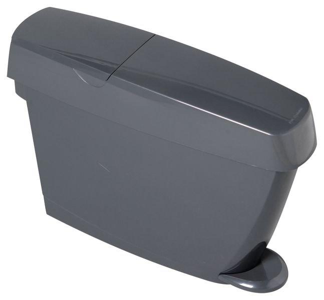 Dual Purpose Sanitary and Nappy Disposal Bins