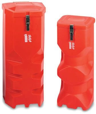 Vehicle Fire Extinguisher Cabinets
