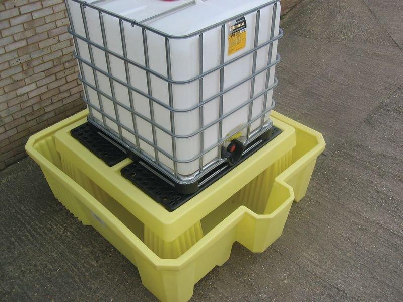 Premier IBC Sump Pallet - Drum Pallets & Trays