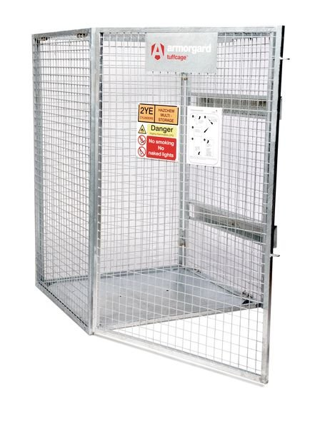 Tuff Collapsible Cylinder Storage Cage