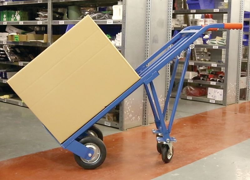 250kg Capacity 3-Way Convertible Trucks