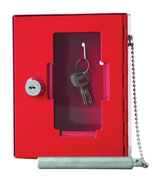 Emergency Key Box Replacement Hammer and Chain