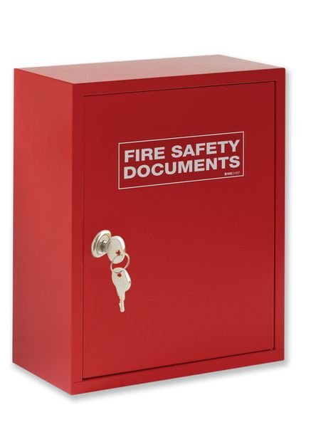 Metal Fire Document Cabinet