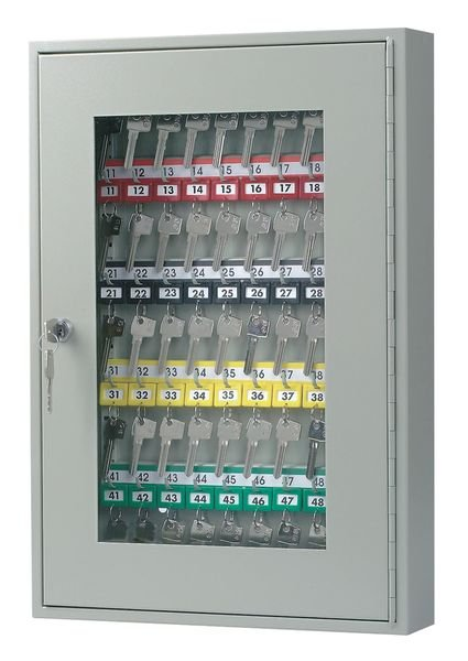 Setonsecure Clear Fronted Key Cabinet