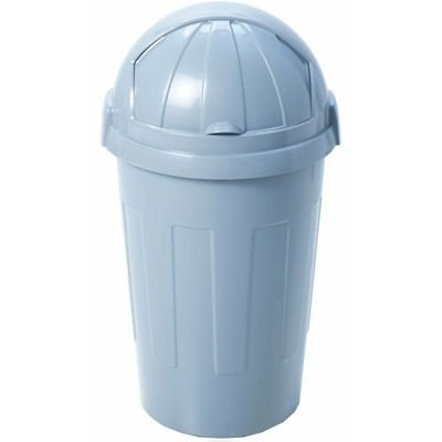 Roll Top Flap Bin