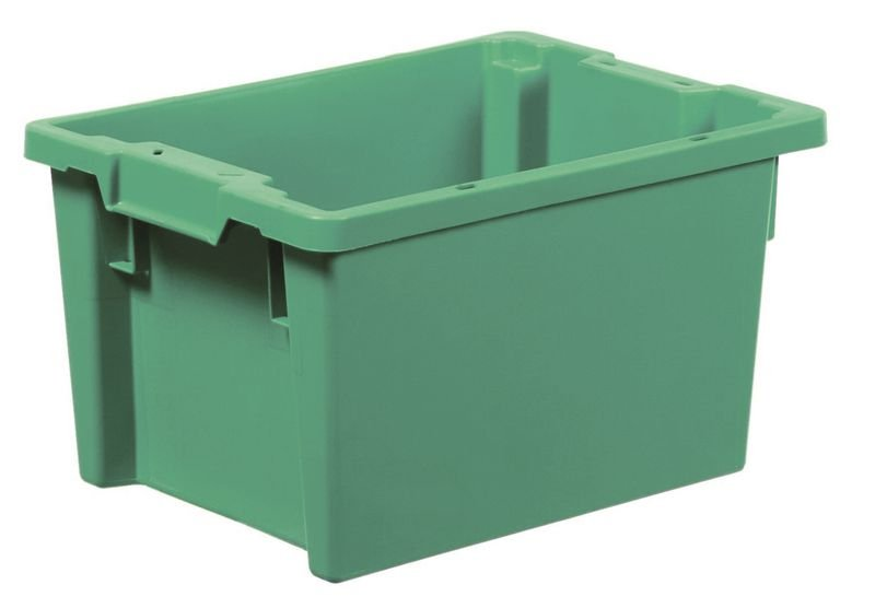 Stack & Nest Plastic Containers