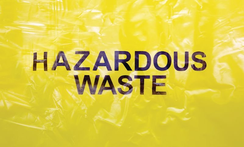 127 Litre Hazardous Waste Bag - Seton
