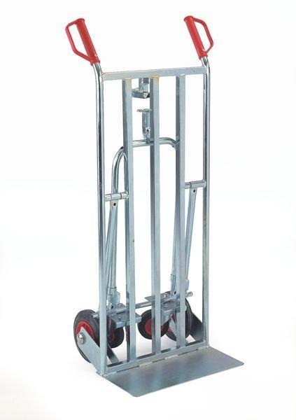 400kg Capacity 3-Way Convertible Trucks