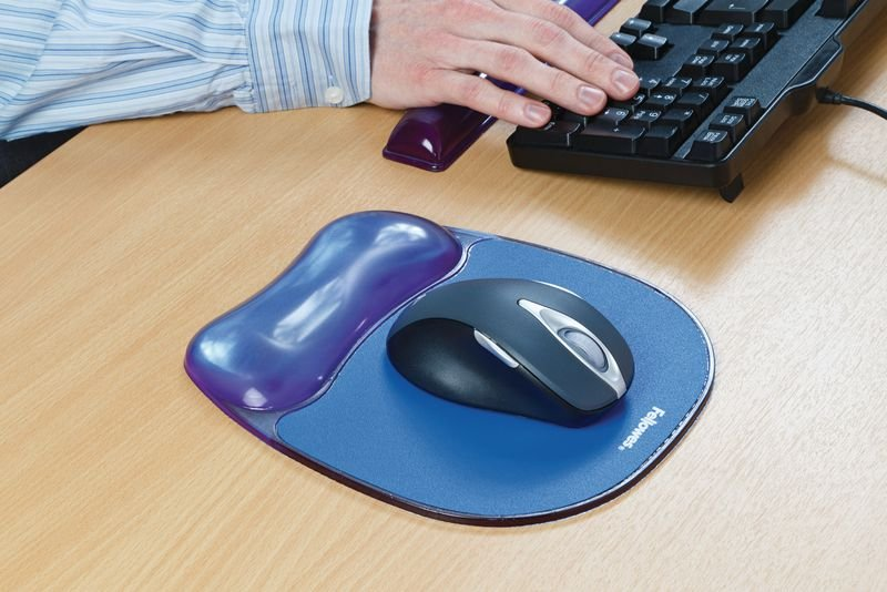 ERGOview Gel Mouse Support